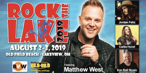 Rock the Lake 2019 at Indian Lake State Park