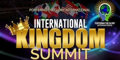 International Kingdom Summit  - Faith-based Leaders Making Greater Impact