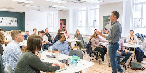 Customer Success Training Workshop   Level 1   New York, NY