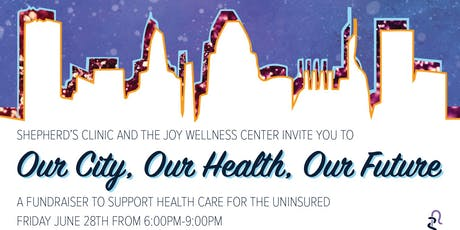 Our City, Our Health, Our Future tickets