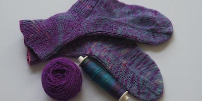 Spinning for Socks and for Weaving