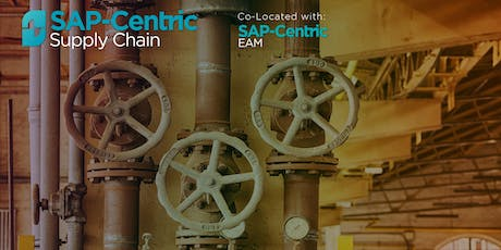 SAP-Centric Supply Chain, March 16-18 tickets