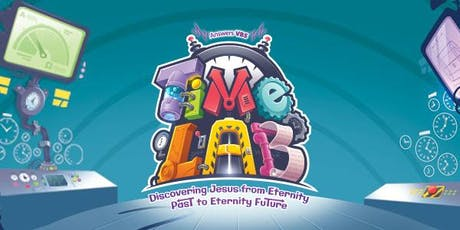 Answers in Genesis Time Lab VBS  tickets