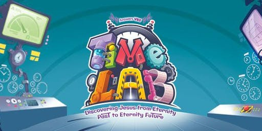Answers in Genesis Time Lab VBS