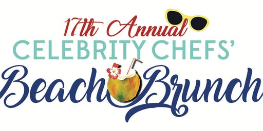 Celebrity Chefs' Beach Brunch 2019