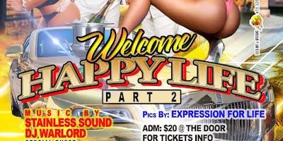 Welcomehappylife pt2