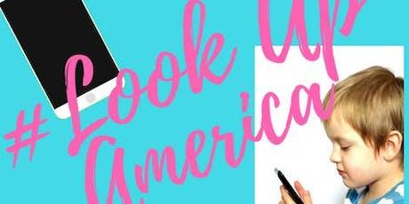 Facebook Live- Better Faster Fitter Workshop - #LookUpAmerica tickets