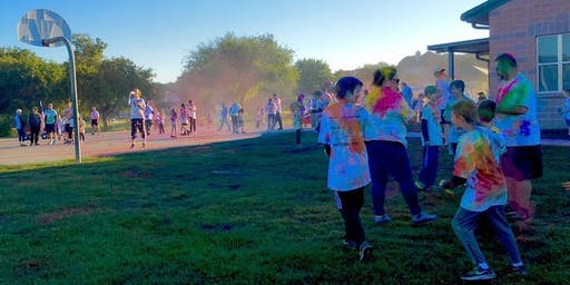 Watts Elementary Annual Family Color Run/Walk & Fall Festival