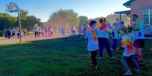 Watts Elementary Annual Family Color Run/Walk & Fall Festival