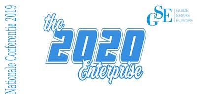 GSENL NatConf19 : The 2020 Enterprise