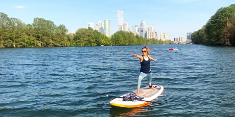 Yoga & SUP (for beginners) tickets