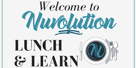 Nuvolution Lunch & Learn - July 19 tickets