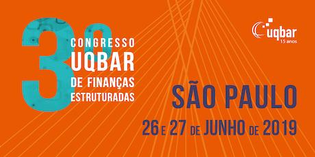 3° Congresso Uqbar de Finanças Estruturadas ingressos