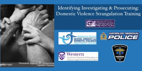 Identifying Investigating & Prosecuting DV Strangulation Cases - Training tickets