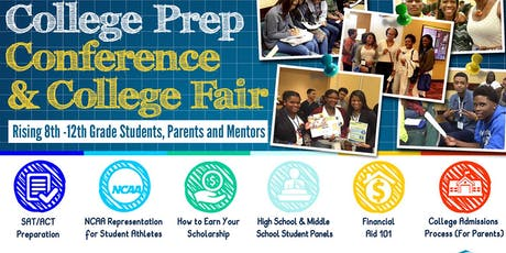 12th Annual CLD College Prep Conference & College Fair (#CPCBlueprint) tickets