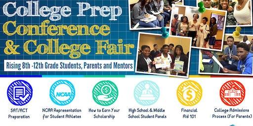 12th Annual CLD College Prep Conference & College Fair (#CPCBlueprint)