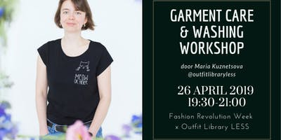 Garment care & washing workshop