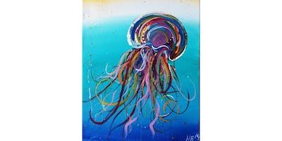 6/17 - Jellyfish @ Ballard Pizza Co, Seattle