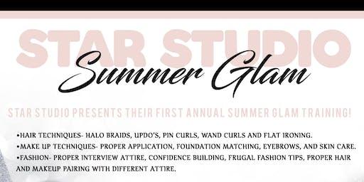 Star Studio Summer Glam Camp