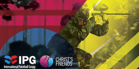 IPG Paintball Event by Christ's Friends UoM - New Semester Event tickets