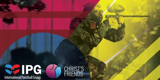 IPG Paintball Event by Christ's Friends UoM - New Semester Event
