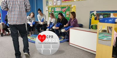 CPR, First Aid & AED Training