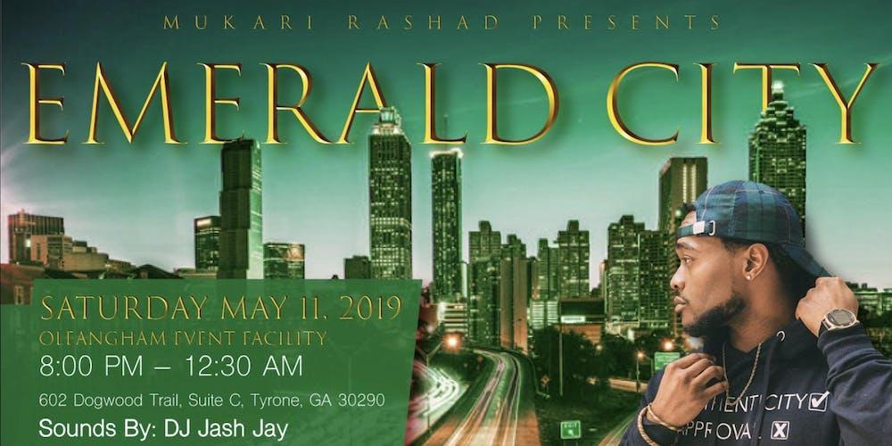 Mukari Rashads 30th Birthday Event