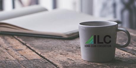Des Moines Lean Coffee tickets