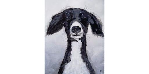 6/18 - Paint Your Pet @ Fletcher Bay Winery, Bainbridge Island