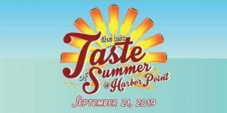 The Last Taste of Summer at Harbor Point: Craft Beer Festival - 100+ Brews, Live Music, Food, Tastings and Exhibits tickets