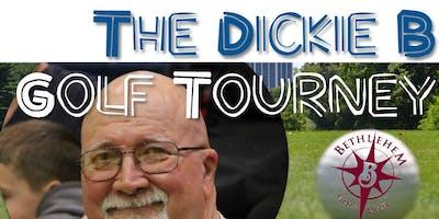 Dickie B Golf Tourney