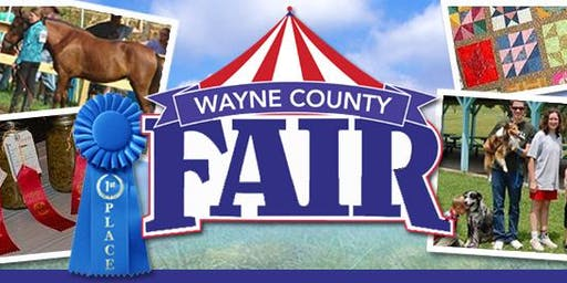 2019 Wayne County Fair Vendor Registration