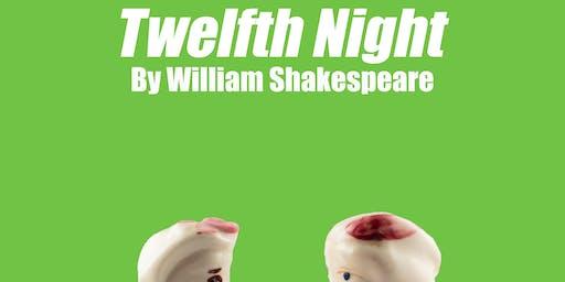 Pigeon Creek Presents:Twelfth Night