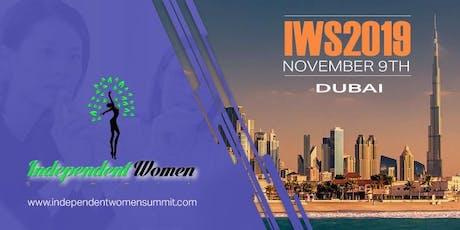 Independent Women Summit 2019 tickets