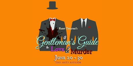 A Gentleman's Guide to Love & Murder tickets