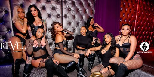 CLUB REVEL IS ATLANTA MOST UPSCALE & #1 SATURDAY NIGHT PARTY
