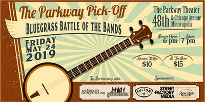 The Parkway Pick-off // Bluegrass Battle of the Bands
