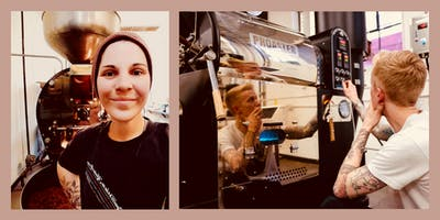 THREE DAY COFFEE ROASTING & SENSORY DEVELOPMENT SERIES FOR NEW ROASTERS