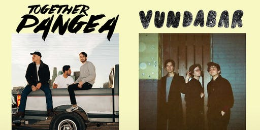 Vundabar + together Pangea with Dehd