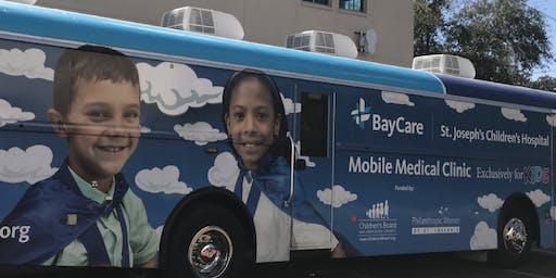 Free - St. Joseph's Children's Hospital Mobile Medical Clinic
