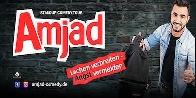 """Live Comedy Show """"Lachen verbreiten, Angst Vermeiden"""" in MünsterZusatz"""