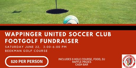 Wappinger United Soccer Club Spring Fundraiser tickets