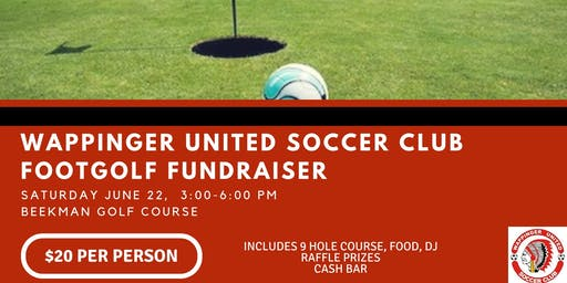 Wappinger United Soccer Club Spring Fundraiser