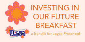 Investing in Our Future Breakfast 2019