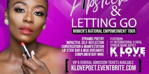 Love, Lipstick & Letting Go | St. Louis | 6.20