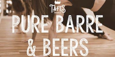 Pure Barre & Beers