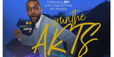 Run The Arts with James C. Hayes