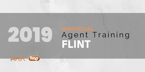 HAP Agent Training with HAA: Individual PM - at FLINT