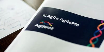 Agile Project Management with ICP-APM Certification (Belgium, English)
