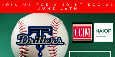 OKCCIM / NAIOP Joint Summer Social - Elgin Park / Driller's Game